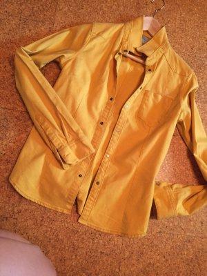 G-Star Raw Jeansowa koszula żółty