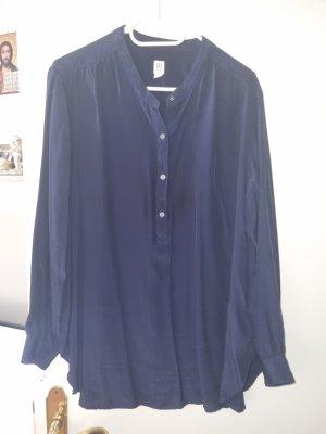 Gap Shirt Blouse dark blue