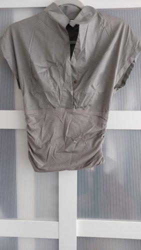 Akris punto Camicia blusa grigio