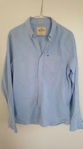 Hemd, hellblau, Hollister