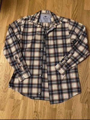 Fynch-Hatton Camisa de franela multicolor