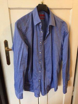 Hugo Boss Camicia a maniche lunghe azzurro