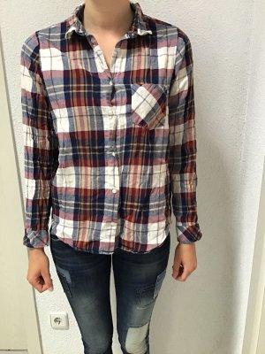 Hemd im Holzfällerlook von H&M