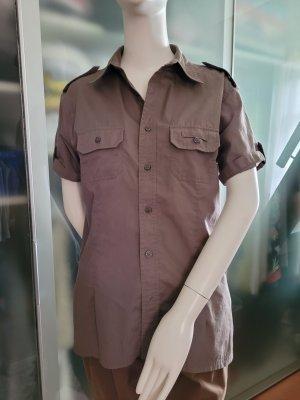 C&A Clockhouse Camisa de manga corta caqui