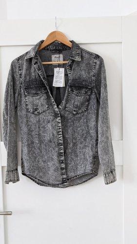 Hemd in Jeans Optik