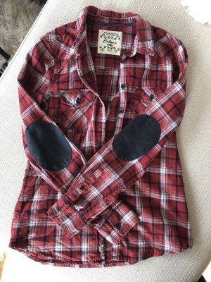 Colins Lumberjack Shirt dark red