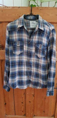 H&M L.O.G.G. Houthakkershemd veelkleurig Katoen