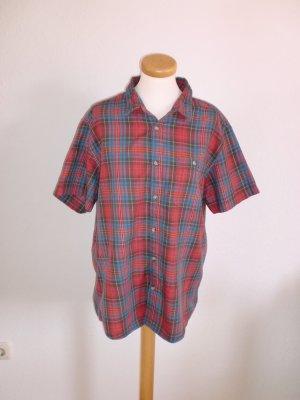 Burton Chemise à manches courtes multicolore coton