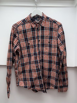 H&M Camisa de franela multicolor
