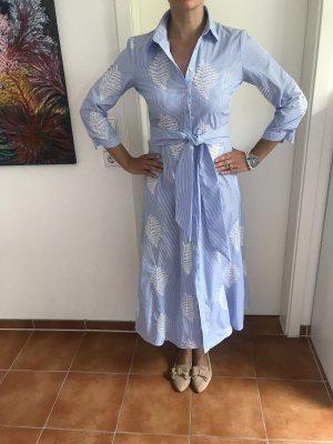 Hemd Kleid geknöpft