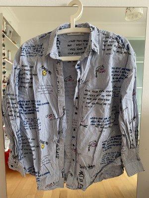 Hemd mit Beschriftung