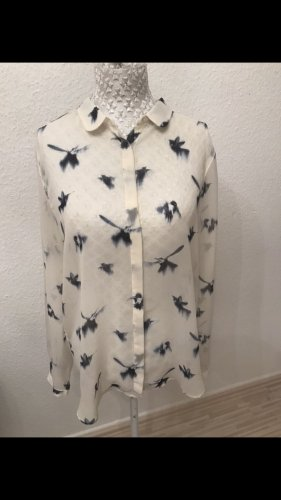 Hemd mit Vogelmuster