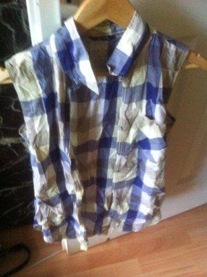 Hemd Mustang, kein Knitterlook (Bügeln und Waschen müsst ihr selbst)