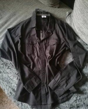 4F Blouse-chemisier noir
