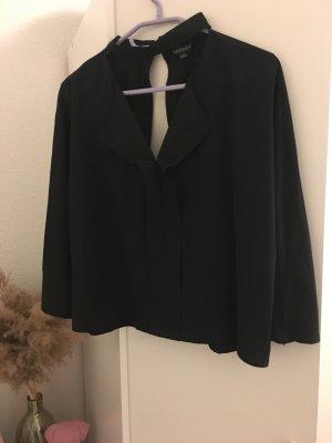 Flanellen hemd zwart Polyester