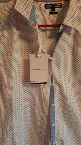 Tommy Hilfiger Denim Camicia blusa multicolore