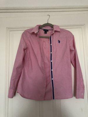 U.s. polo assn. Camicia elegante rosa