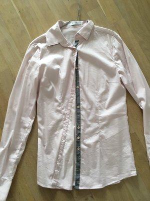 Aglini Shirt met lange mouwen lichtroze