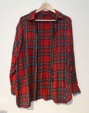 Asos Camisa de franela multicolor Algodón