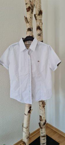 Burberry Koszulowa bluzka biały