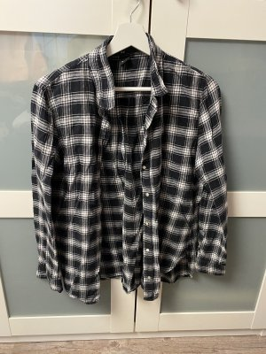 H&M Basic Flannel Shirt multicolored