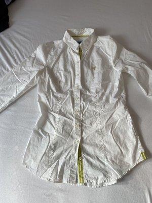 Marc O'Polo Camisa de manga larga blanco
