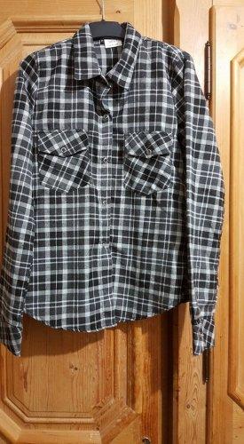 Next Camicia blusa grigio-nero