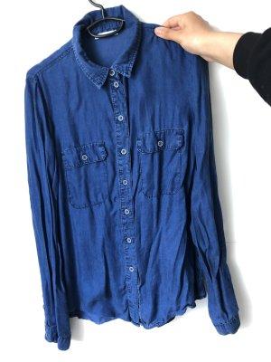 Promod Spijkershirt blauw