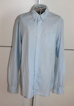 Timberland Chemise à manches longues bleu pâle