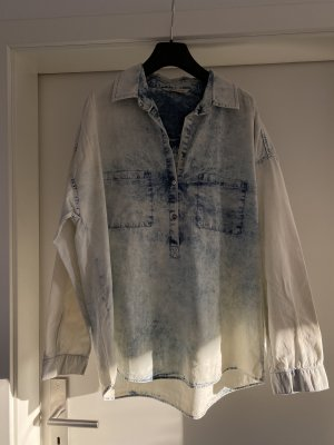 Mango Jeans Denim Shirt multicolored