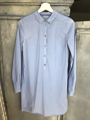 Liu jo Koszulowa bluzka błękitny
