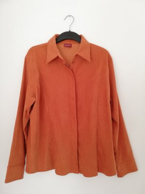 Biaggini Shirt Blouse dark orange
