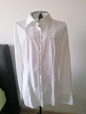 Aglini Blusa-camisa blanco