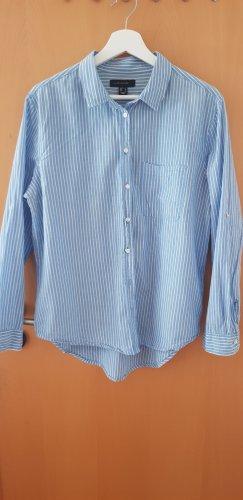 Atmosphere Camicia blusa blu fiordaliso