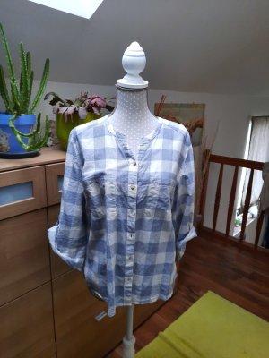 BC Shirt Blouse light blue-azure