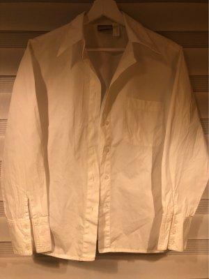 3 Suisses Blusa-camisa blanco