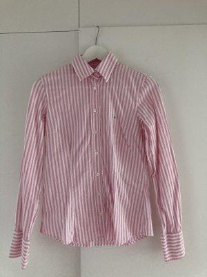 Gant Camicia blusa rosa chiaro-bianco