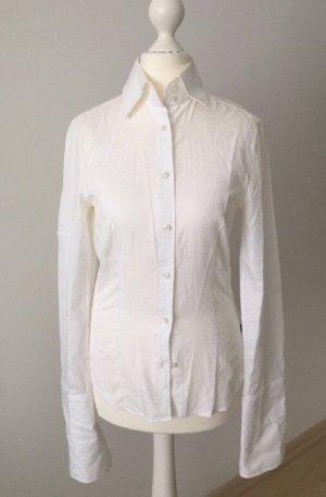 Jaques Britt Long Sleeve Shirt white