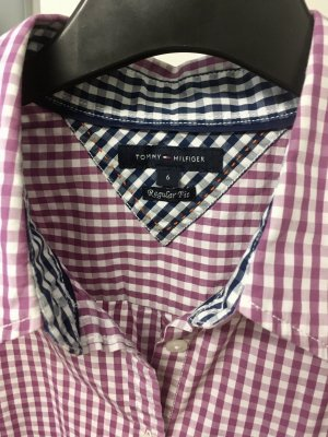 Tommy Hilfiger Colletto camicia multicolore Cotone