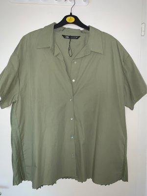 Hemdbluse Zara