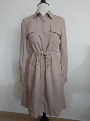 French Connection Koszulowa sukienka jasnobeżowy