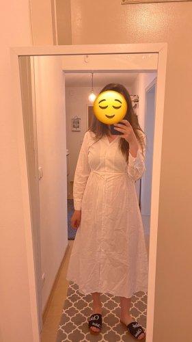 Hemdblusenkleid 100% Baumwolle
