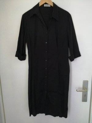Betty Barclay Vestido tipo blusón negro