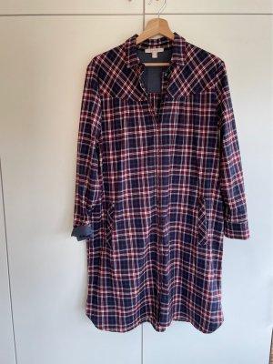 Esprit Robe chemise multicolore tissu mixte