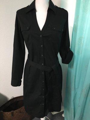 Express Shirtwaist dress black
