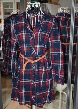 Active USA Koszulowa sukienka Wielokolorowy