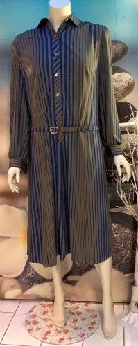 ara Vestido tipo blusón caqui-azul oscuro