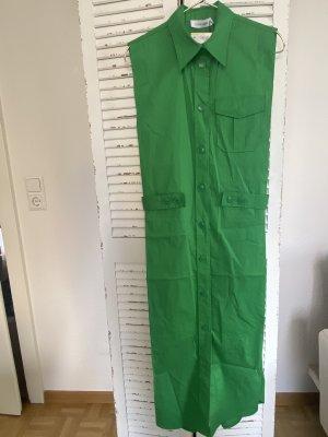 Calvin Klein Shirtwaist dress green
