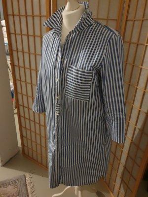 Marc O'Polo Koszulowa sukienka biały-niebieski