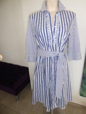 Laurèl Summer Dress white cotton